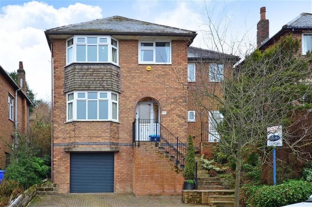 4 Bedrooms Detached House for sale in 115, Westwick Crescent, Beauchief, Sheffield, S8