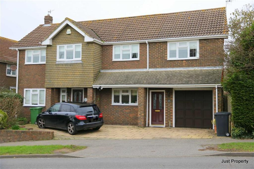 4 Bedrooms Detached House for sale in Filsham Road, St Leonards On Sea