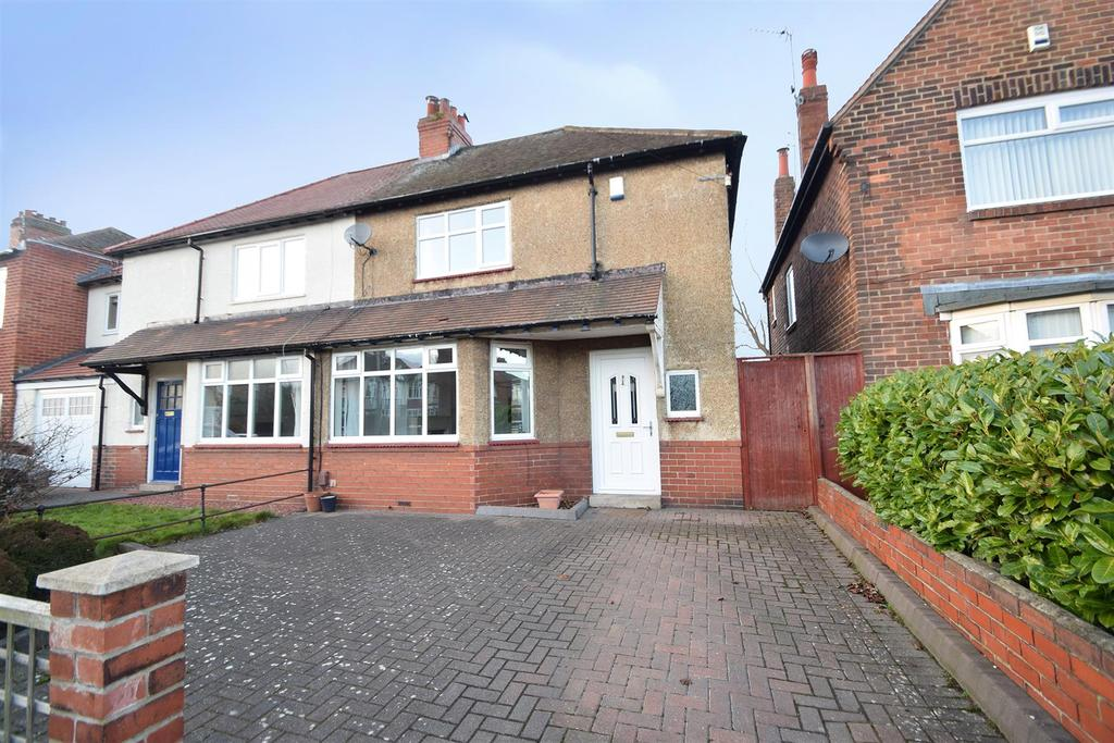 2 Bedrooms Semi Detached House for sale in Brantwood Avenue, Monkseaton