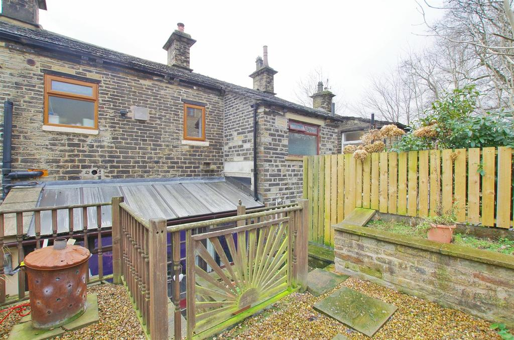 2 Bedrooms Terraced House for sale in Back Clough, Halifax