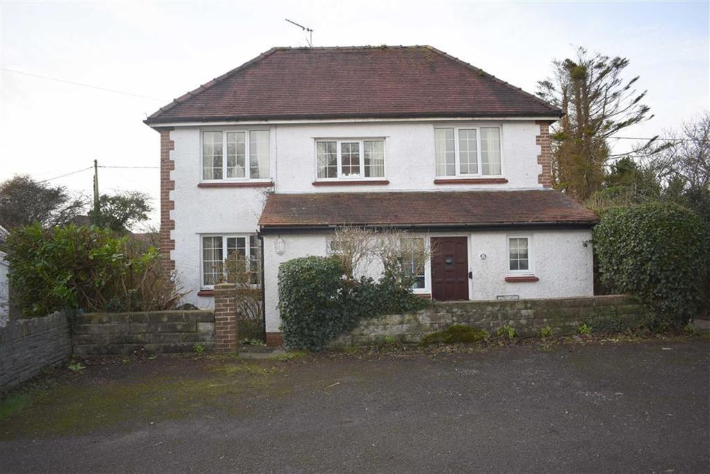 3 Bedrooms Detached House for sale in Woodside Close, Bishopston, Swansea