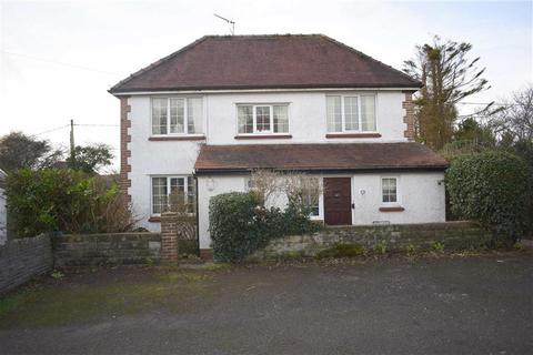 3 bedroom detached house for sale - Woodside Close, Bishopston, Swansea