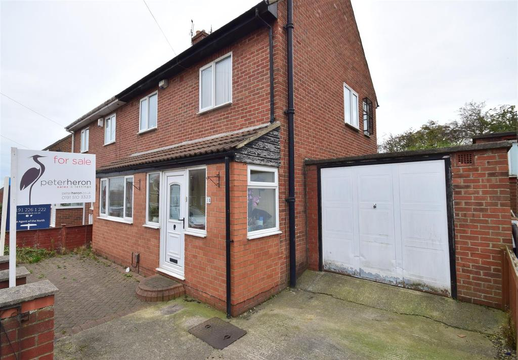 3 Bedrooms Semi Detached House for sale in Tanfield Road, Thorney Close, Sunderland