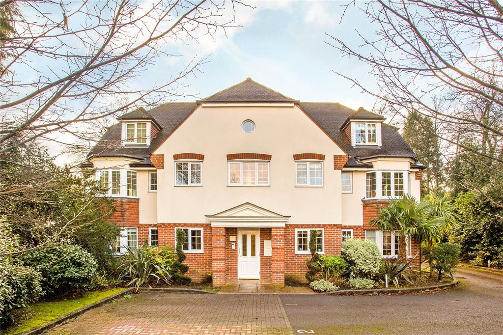 2 Bedrooms Flat for sale in Edenwood Heights, 49 Ridgway Road, Farnham, Surrey, GU9