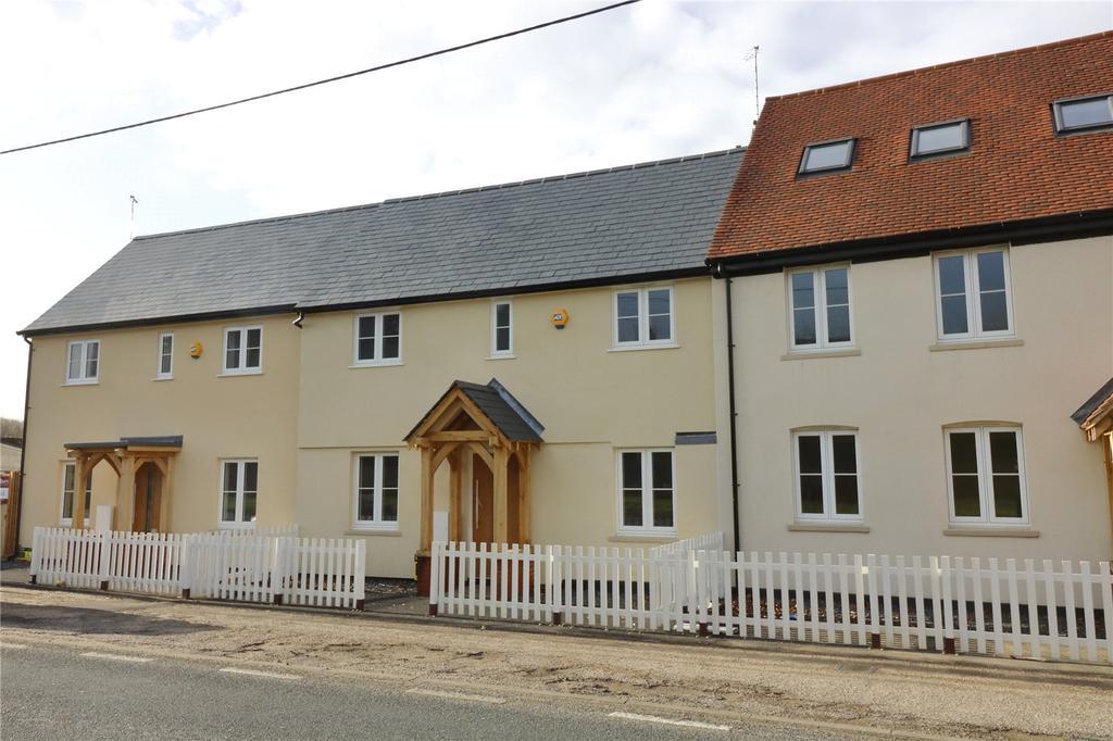 5 Bedrooms Terraced House for sale in Plot 2 The Keys, Boyton Cross, Roxwell, Chelmsford, CM1