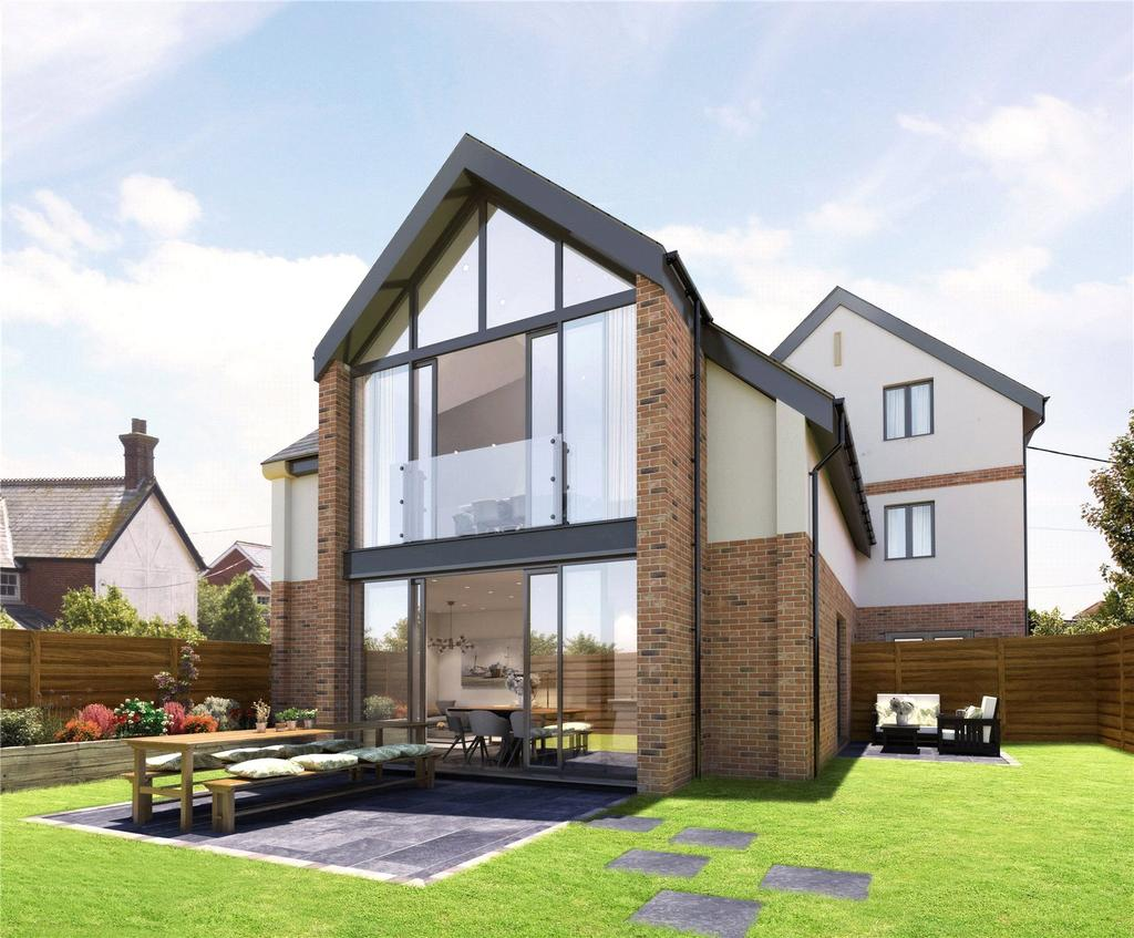 2 Bedrooms Flat for sale in The Coach House, 67 Keyhaven, Milford On Sea, Hampshire, SO41