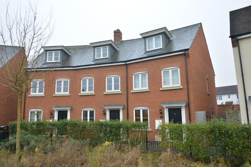 3 Bedrooms Town House for sale in Quicksilver Way, Andover