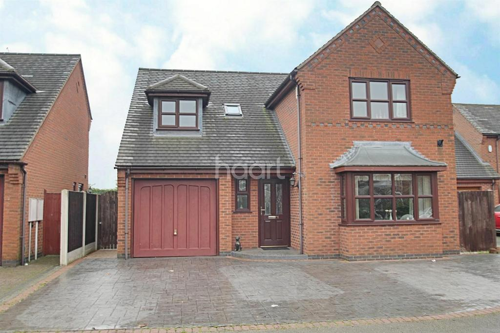 4 Bedrooms Detached House for sale in Wheatfield Court, Willington