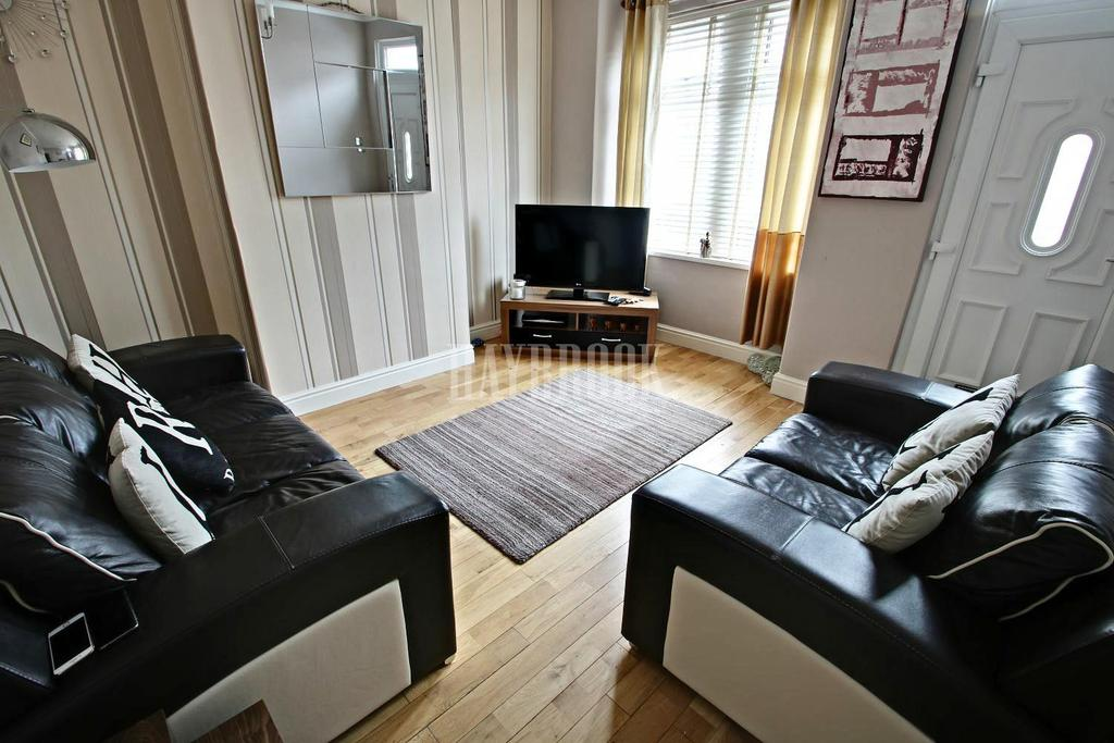 2 Bedrooms Terraced House for sale in France Street, Parkgate
