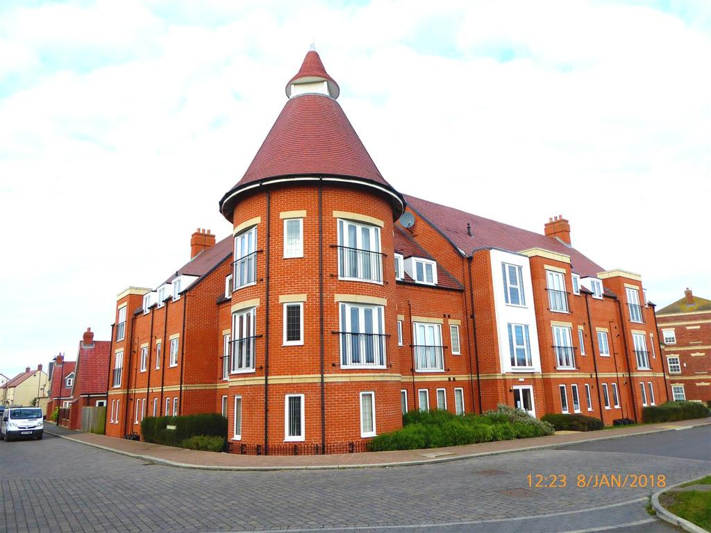 2 Bedrooms Apartment Flat for sale in Peterson Drive, New Waltham