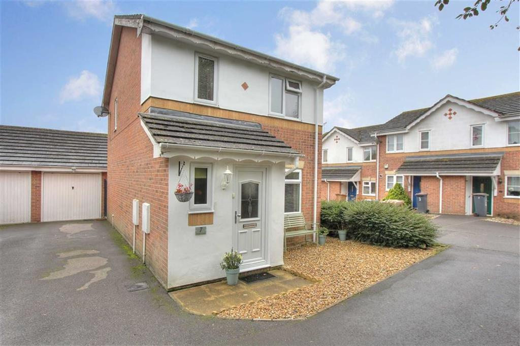 3 Bedrooms Detached House for sale in Violet Close, Knightwood Park, Chandlers Ford, Hampshire