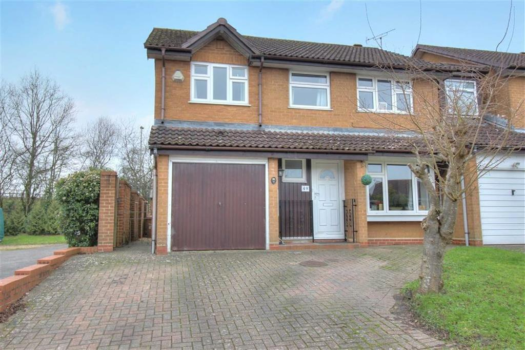 4 Bedrooms Semi Detached House for sale in Donnington Drive, Valley Park, Chandlers Ford, Hampshire