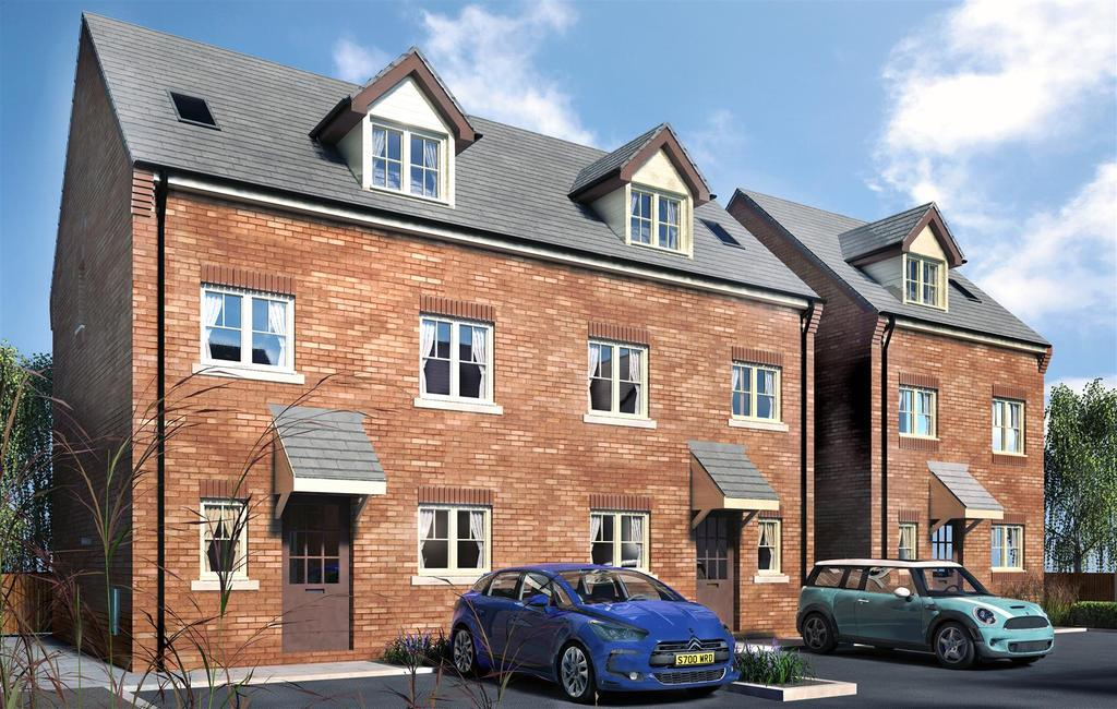 3 Bedrooms Semi Detached House for sale in Chapel Street, Quarry Bank