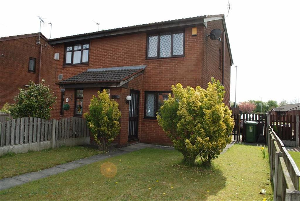 2 Bedrooms Semi Detached House for rent in Marigold Terrace, Middleton, Lancs