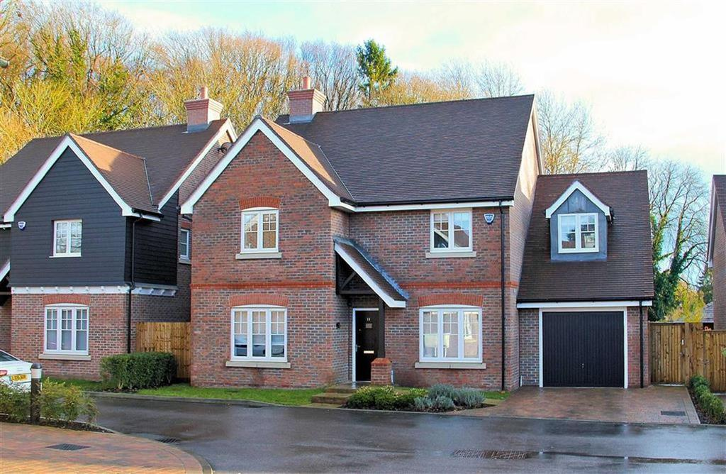 5 Bedrooms Detached House for sale in Salix Close, Welwyn, AL6 9GP