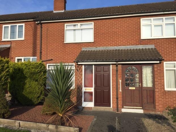 2 Bedrooms Terraced House for sale in BELGRAVE COURT, COXHOE, DURHAM CITY : VILLAGES EAST OF
