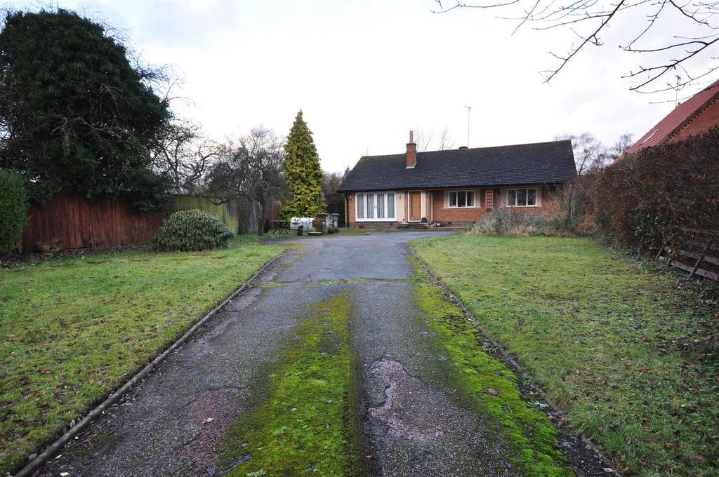 3 Bedrooms Detached Bungalow for sale in Gonalston Lane, Hoveringham, Nottingham