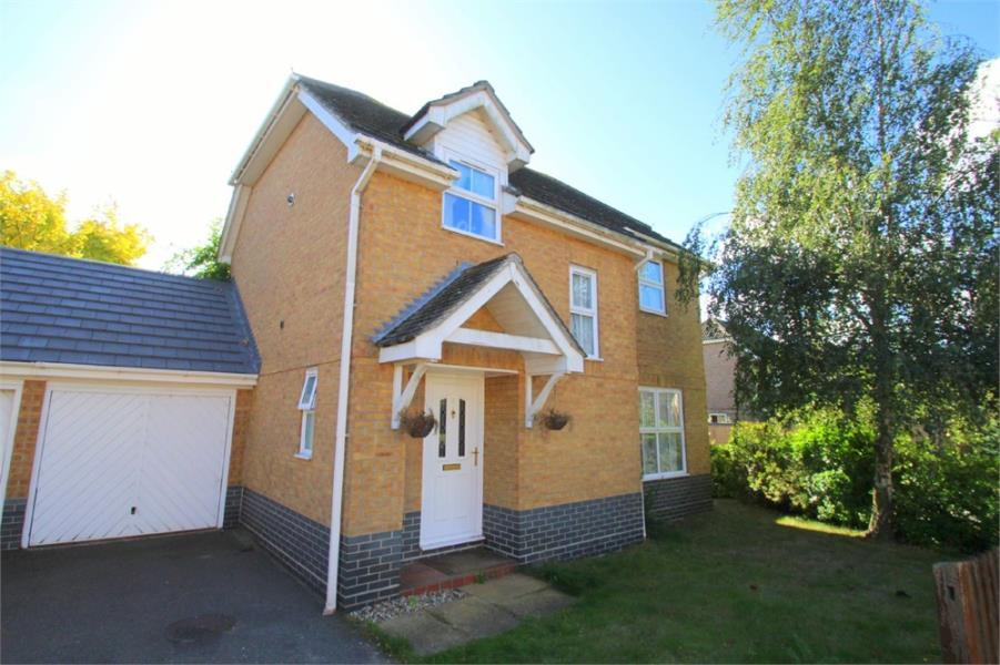 3 Bedrooms Detached House for sale in Brand Drive, Langenhoe, Colchester, Essex