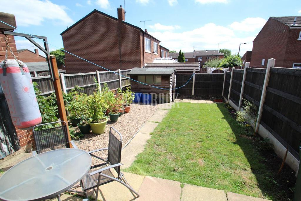 3 Bedrooms End Of Terrace House for sale in Blyth Close, Whiston