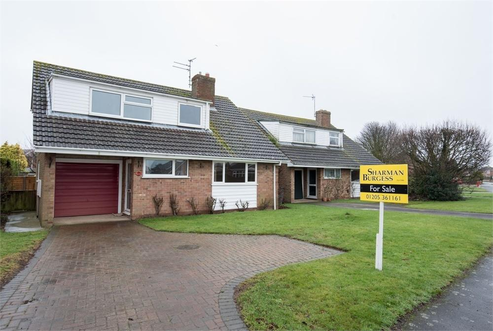 4 Bedrooms Detached House for sale in Sea Lane, Butterwick, Boston, Lincolnshire
