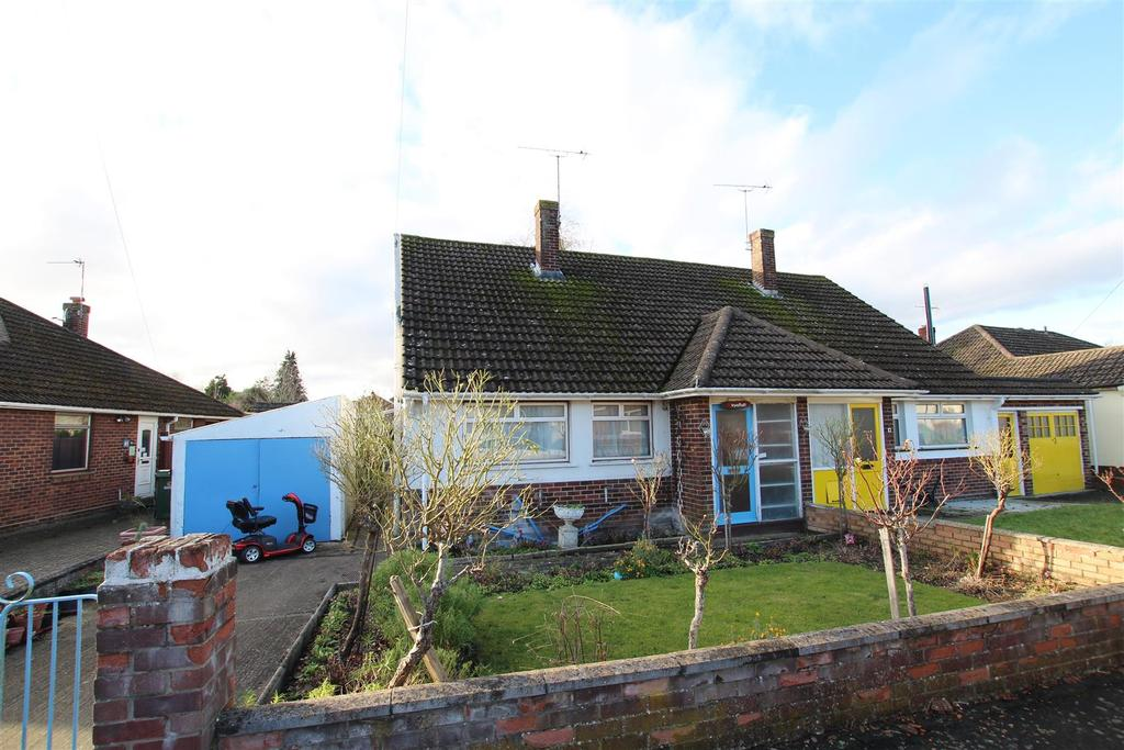 2 Bedrooms Semi Detached House for sale in Consort Close, Eastleigh