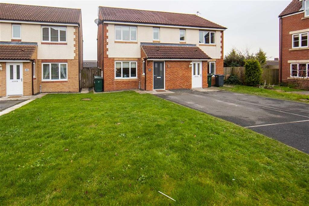 3 Bedrooms Semi Detached House for sale in Haydon Drive, Wallsend, Tyne Wear, NE28