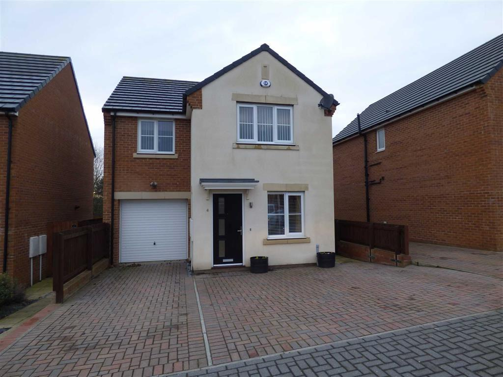 3 Bedrooms Detached House for sale in 4, Paddock Close, Chilton
