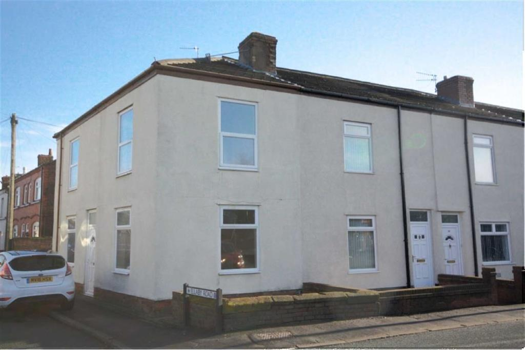 2 Bedrooms End Of Terrace House for sale in Ellaby Road, Rainhill, Merseyside, L35