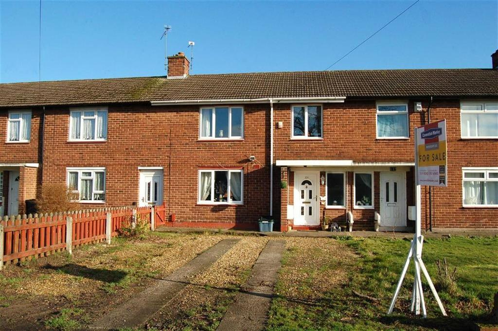 3 Bedrooms Terraced House for sale in Pooltown Road, Whitby, Ellesmere Port