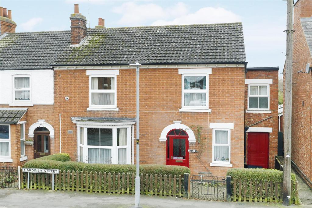 4 Bedrooms Semi Detached House for sale in Gardiner Street, Market Harborough