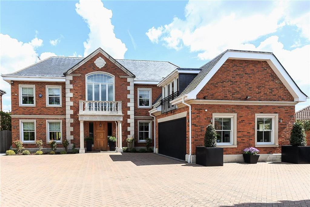 7 Bedrooms Detached House for sale in New Road, Esher, Surrey, KT10