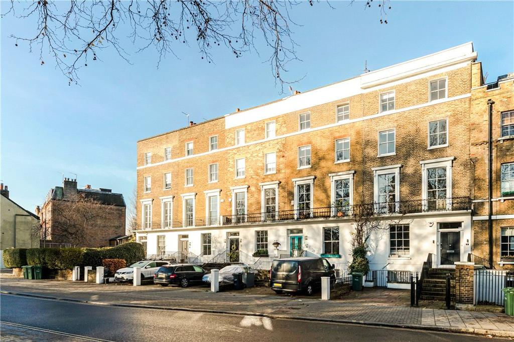 5 Bedrooms Terraced House for sale in Clapham Common North Side, Clapham, SW4