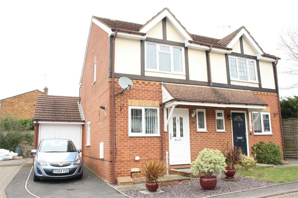 2 Bedrooms Semi Detached House for sale in Devonshire Place, ALDERSHOT, Hampshire
