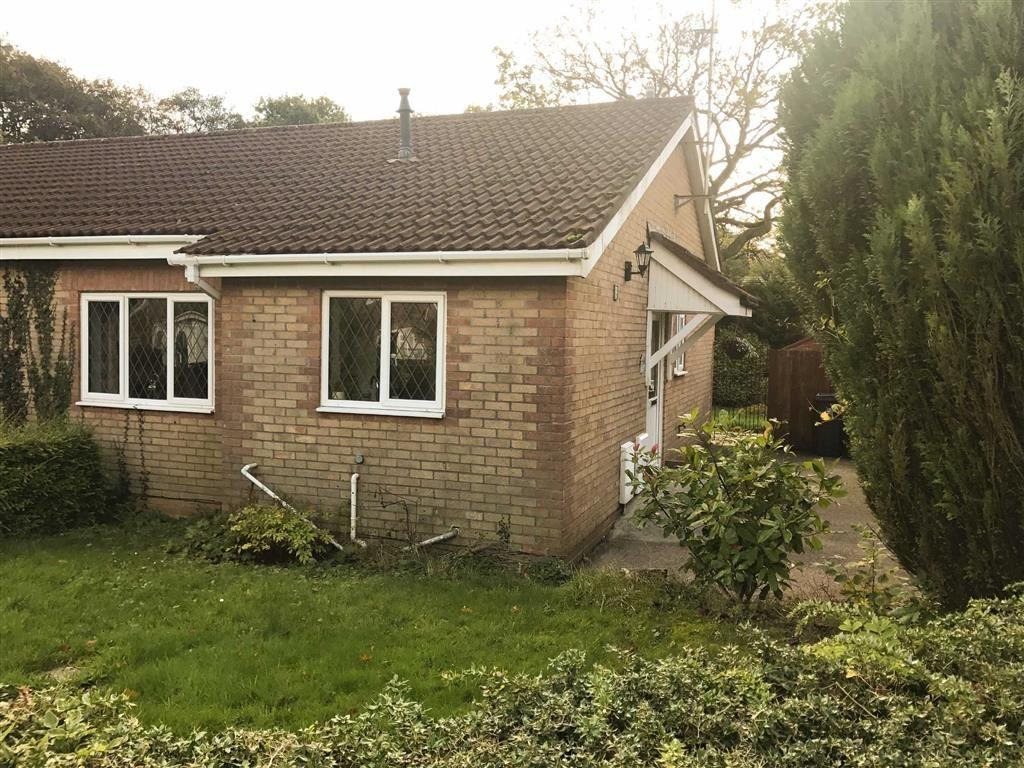 2 Bedrooms Semi Detached Bungalow for sale in Mayhill Close, Thornhill, Cardiff