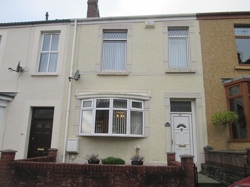 3 Bedrooms Terraced House for sale in Ysgol Street, Port Tennant, Swansea, City And County of Swansea.