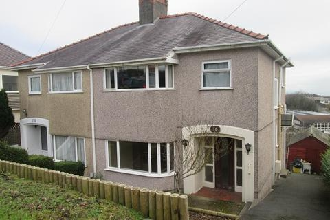 3 bedroom semi-detached house for sale - Lon Mafon , Sketty, Swansea, City And County of Swansea.