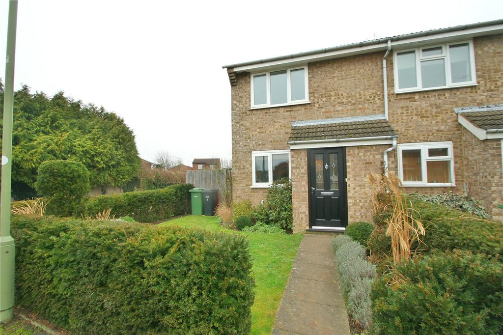 2 Bedrooms End Of Terrace House for sale in Grenville Way, Thame, OX9