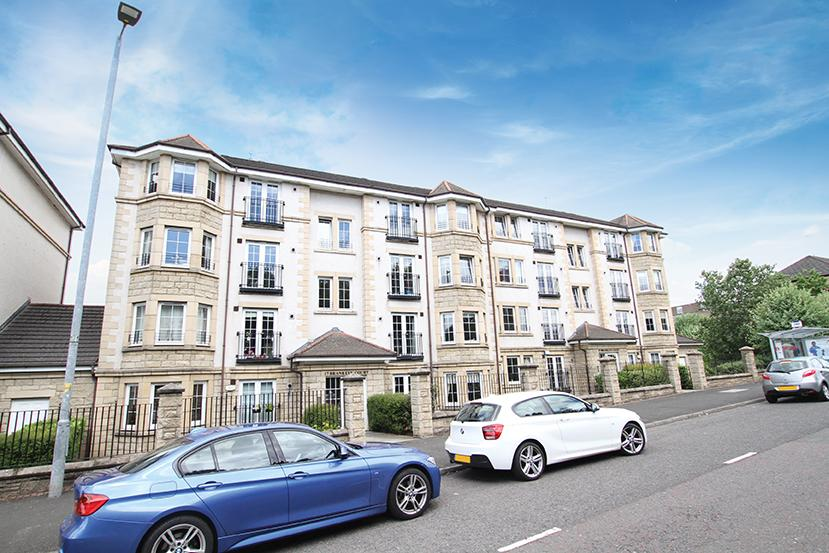2 Bedrooms Flat for sale in 17 Branklyn Court, Academy Park, G13 1GL