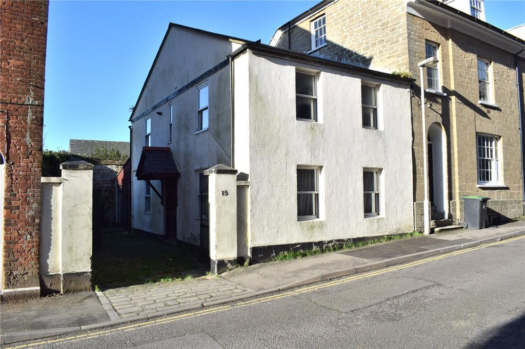3 Bedrooms End Of Terrace House for sale in Downes Street, Bridport, Dorset