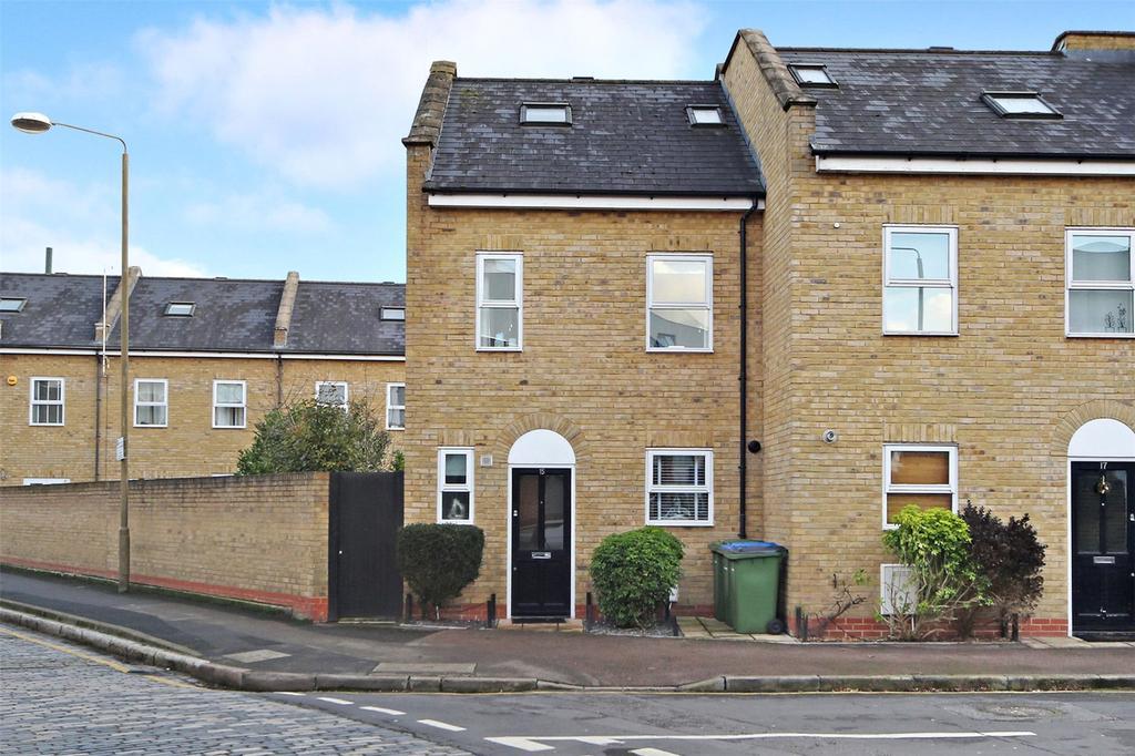 3 Bedrooms End Of Terrace House for sale in Enderby Street, Greenwich, London, SE10