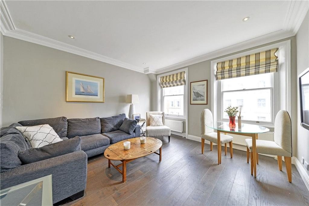 2 Bedrooms Flat for sale in Lexham Gardens, London, W8