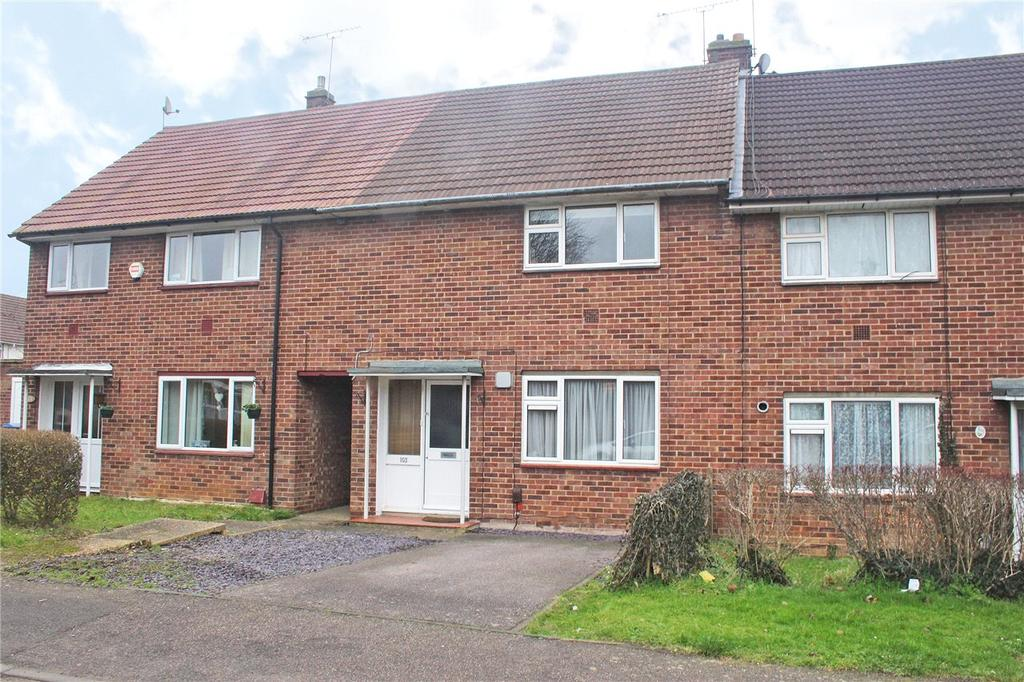 2 Bedrooms Terraced House for sale in Bushey Ley, Welwyn Garden City, Hertfordshire
