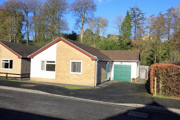 2 Bedrooms Detached Bungalow for sale in Glantawelan, Johnstown, Carmarthen, Carmarthenshire