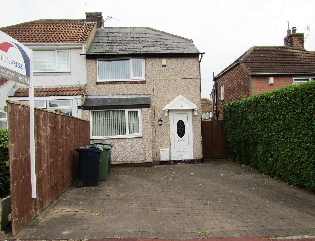 2 Bedrooms Semi Detached House for sale in Meldon Gardens, Lobley Hill, Gateshead, Tyne Wear, NE11 0BB