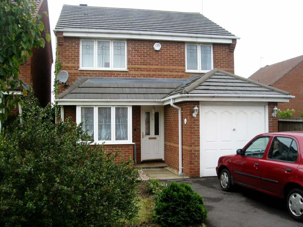 3 Bedrooms Detached House for sale in Priestman Road, Thorpe Astley, Leicester, Leicestershire, LE3 3UJ