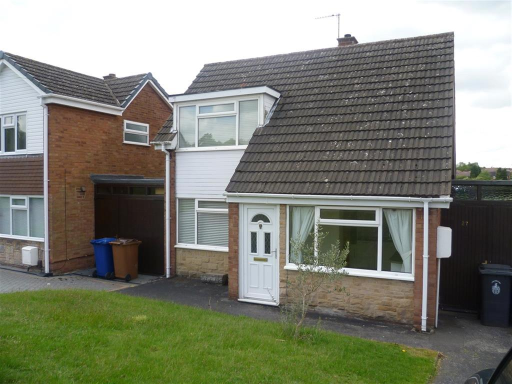 2 Bedrooms House for rent in Stowe Croft, Lichfield, Staffordshire
