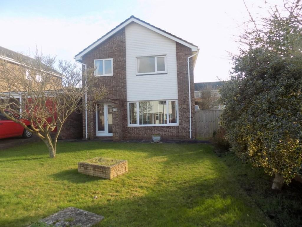 4 Bedrooms Detached House for sale in Vansittart Drive, Exmouth