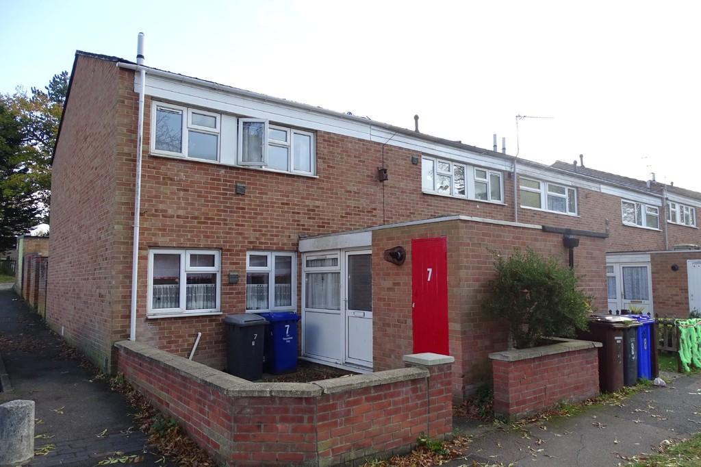 3 Bedrooms End Of Terrace House for sale in Knappers Way, Brandon