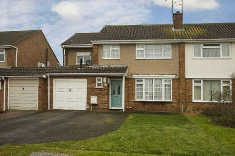 4 bedroom semi-detached house for sale - Caldbeck Drive, Woodley, Reading,