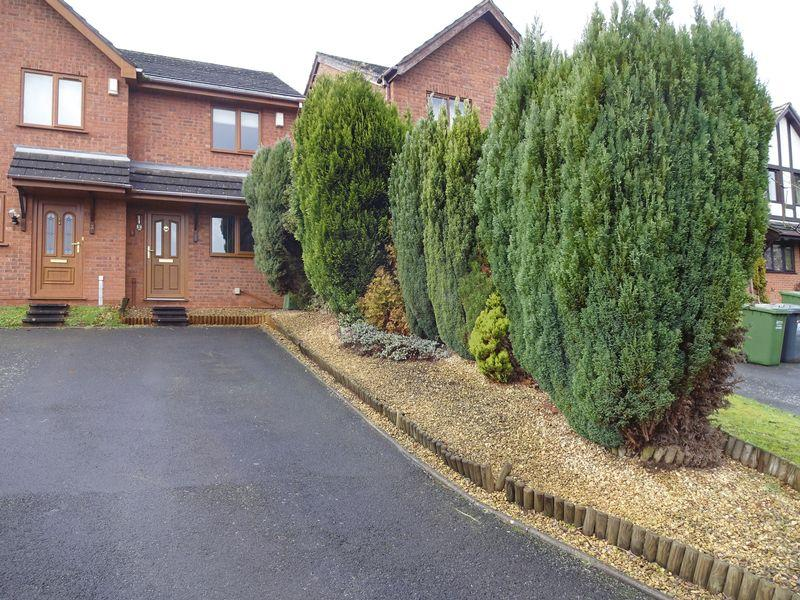 2 Bedrooms Semi Detached House for sale in Bernie Crossland Walk, Kidderminster DY10 1XT